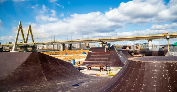 В 2021 году откроется круглосуточный павильон в экстрим-парке «Урам»