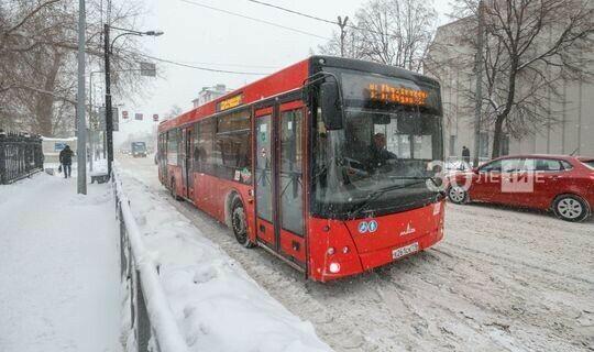 Казанцы попросили запустить новый автобусный маршрут
