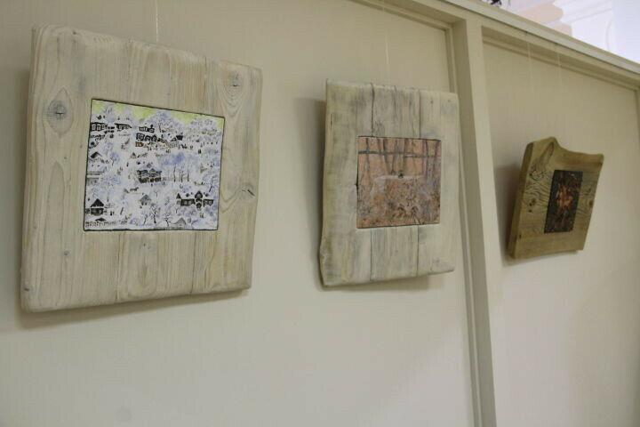 В Елабуге открылась выставка «Свияжская финифть»