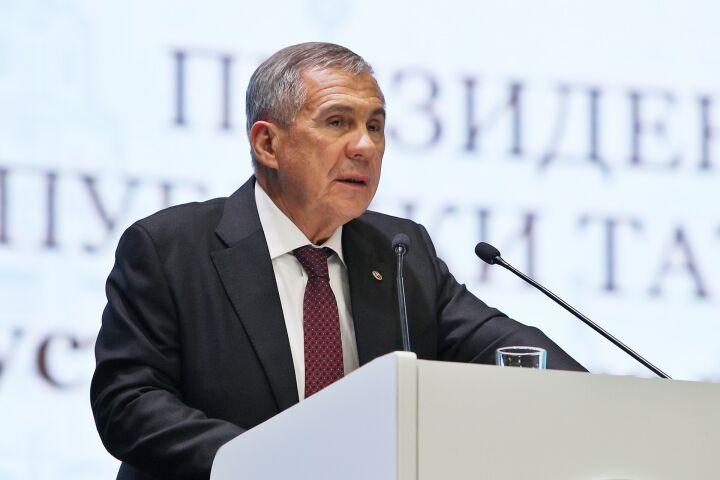 Минниханов призвал районы РТ подключиться к решению проблемы утилизации биоотходов