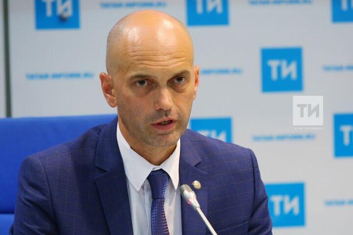 Азат Кадыров назначен на должность первого заместителя министра спорта России