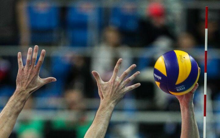 Волейболистка «Динамо-Казани» вернулась на площадку через два месяца после травмы