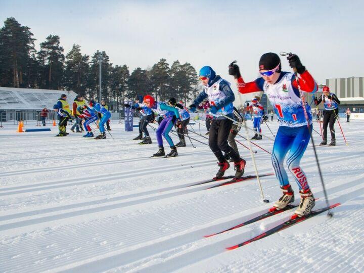 Чемпионат и первенство по лыжным гонкам памяти Ашихмина стартовали в Казани