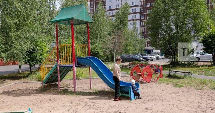 В Зеленодольском районе по программе «Наш двор» благоустроят 583 дворовые территории