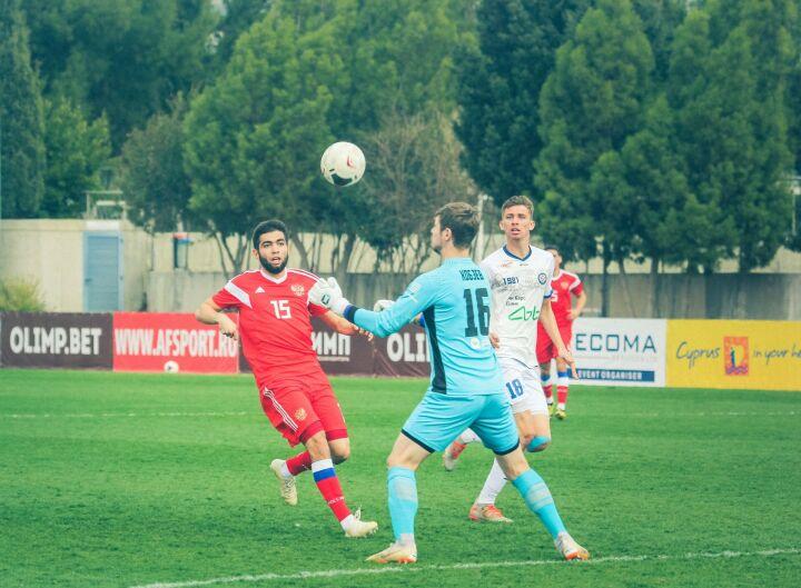 «КАМАЗ» обыграл сборную России U20 и вышел в полуфинал Кубка ФНЛ 2020 на Кипре