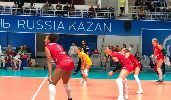 Волейболистка «Динамо-Казани»: В ответном матче нас ждет настоящий бой