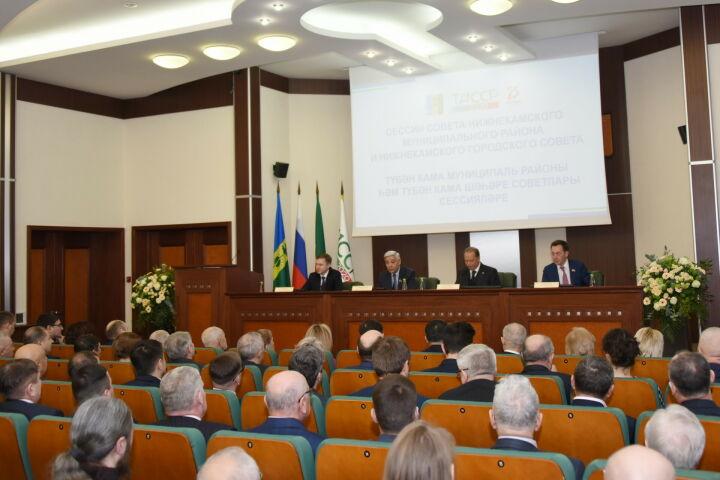 Айдар Метшин пообещал открыть Экоагропромпарк в Нижнекамске уже в 2020 году