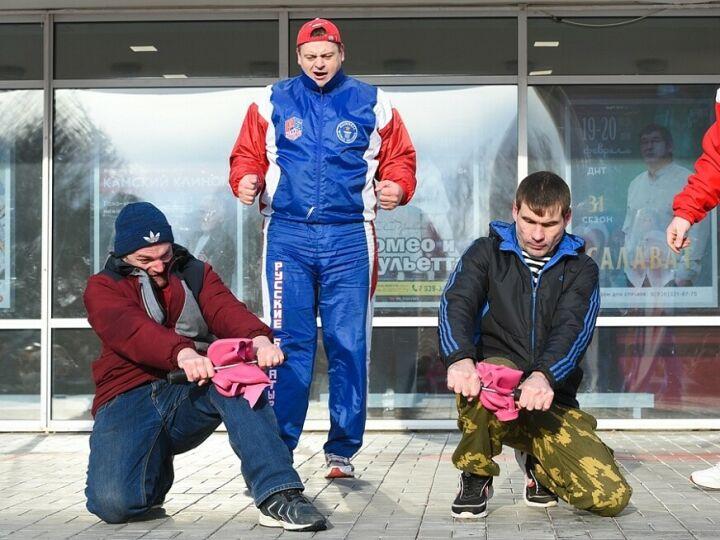 Фестиваль «Камский клинок» в Нижнекамске посетили более 3 тыс. человек