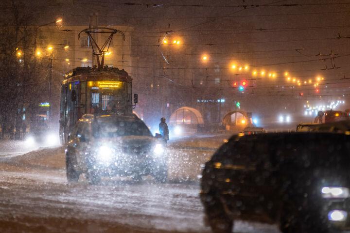Синоптики Татарстана вновь предупреждают о метели и снежных заносах