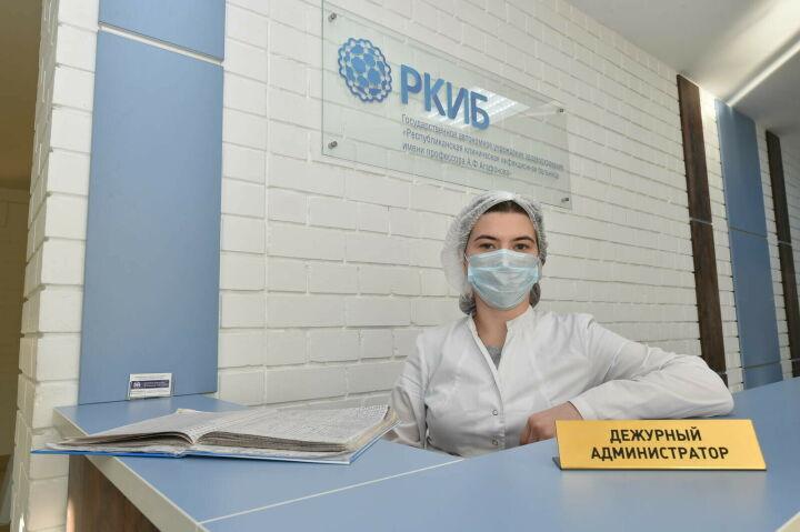 Власти Татарстана исключили распространение коронавируса от размещенных в РКИБ