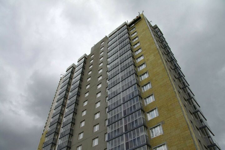 Участок в Советском районе Казани хотят отдать под строительство многоэтажки