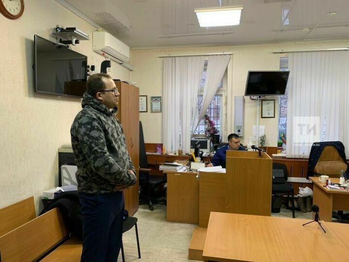 Задушивший свою жену многодетный отец из Казани попал в больницу