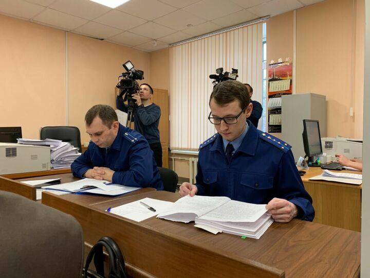 В Казани стартовал суд по громкому делу о заказном убийстве главы «Водоканала»