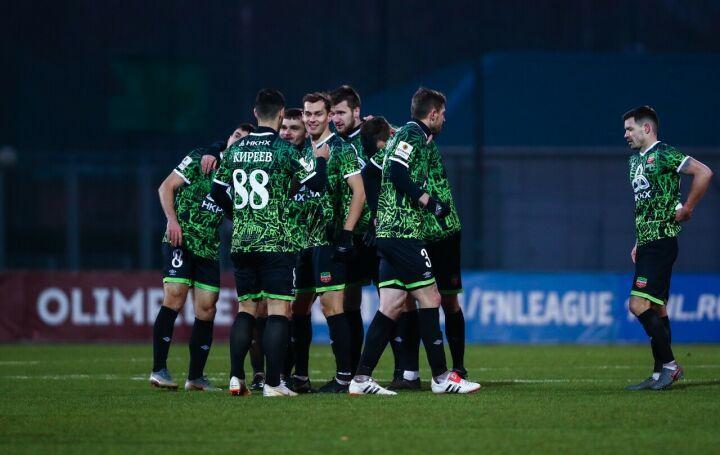 Гол экс-игрока «Рубина» Акбашева принес «Нефтехимику» победу в контрольном матче