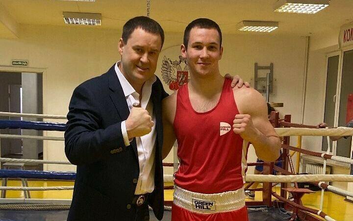 Казанский боксер Виталий Петряков проведет бой за титул чемпиона IBA International
