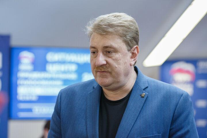 Андрей Кондратьев объяснил, почему сдал мандат депутата Госсовета РТ