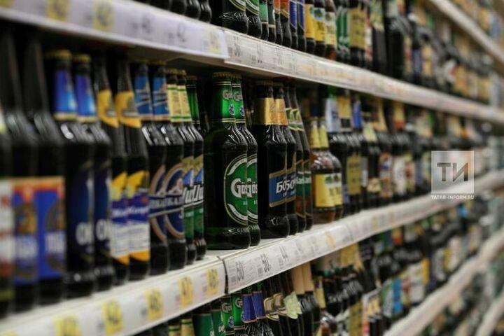 Почти 100 новых алкомаркетов открылись в Татарстане в прошлом году
