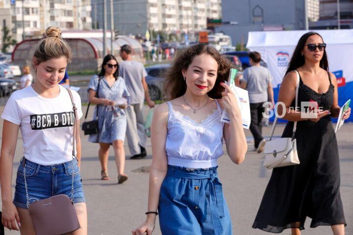 Жительницы Татарстана уверены, что у них за последние годы стало больше возможностей