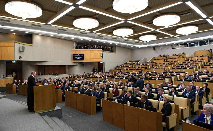 Путин отклонил идею обнулить президентский срок после голосования по Конституции