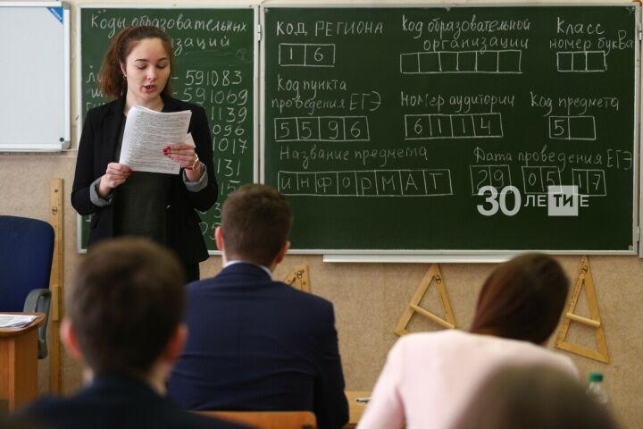 В Татарстане обществознание остается лидером среди предметов по выбору ЕГЭ