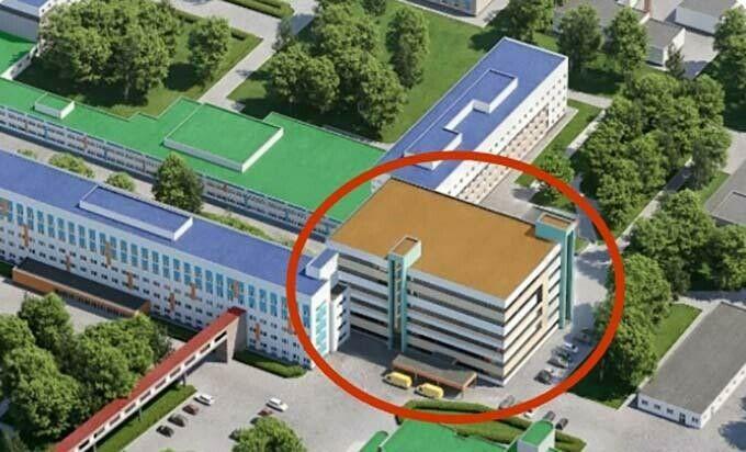 В Нижнекамске построят центр экстренной помощи с приемно-диагностическим отделением