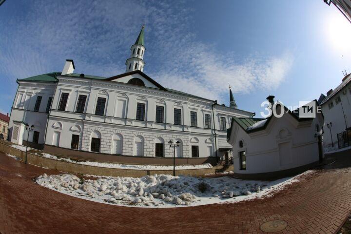 В Казани побит четвертый с начала марта температурный рекорд