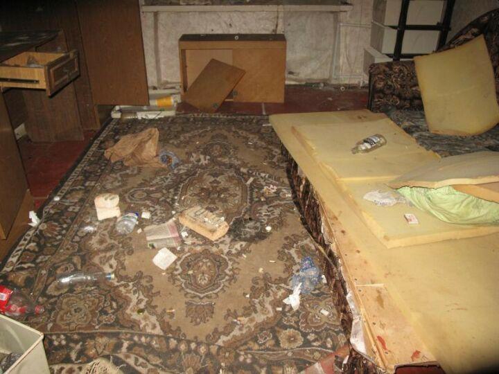 Бугульминец забил до смерти друга соседки, которая постоянно затапливала его квартиру