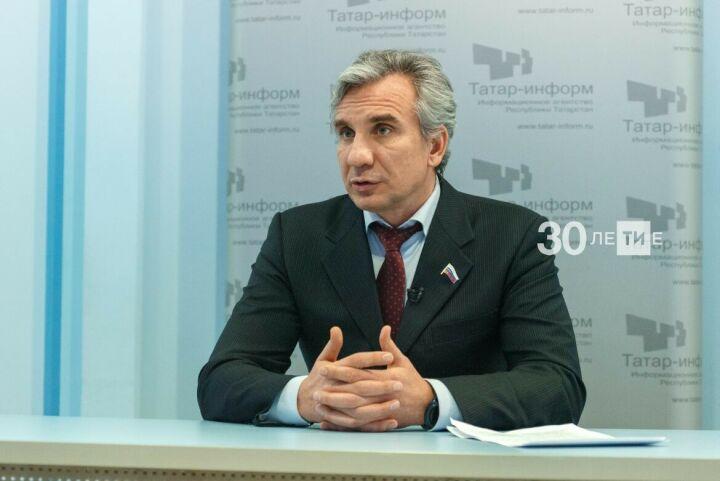 Зиннуров: Хорошо, что участие НКО в госполитике будет закреплено в Конституции