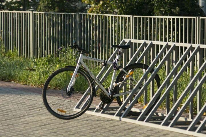 Казанцы выступают за создание велопарковок в парках и у станций метро