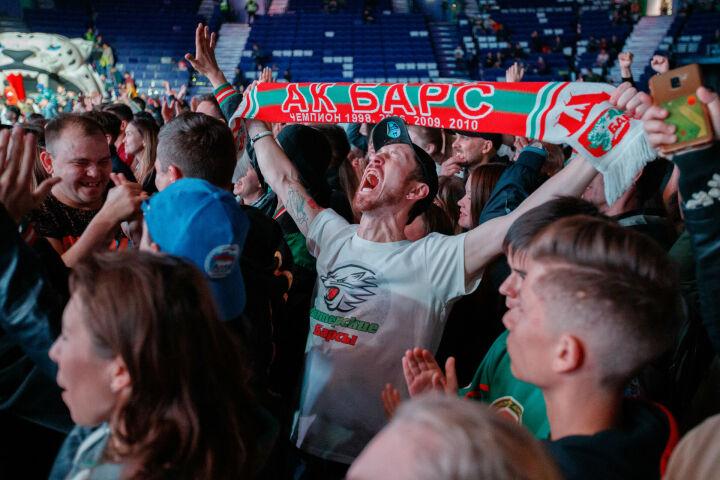 «Ак Барс» вернет фанатам деньги за билеты на матчи плей-офф из-за коронавируса