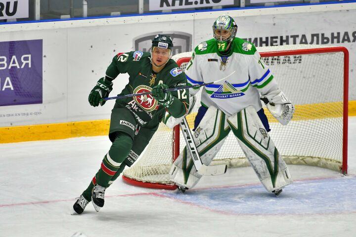 Первые два матча «Ак Барс» — «Салават Юлаев» пройдут без зрителей