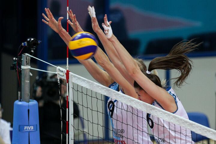 Волейбольный «Динамо-Казань» проведет остаток сезона без зрителей