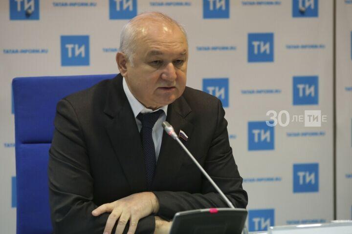 Гильмутдинов: Забота государства окультуре отражается нетолько вКонституции