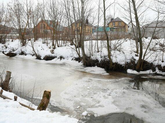 Мэрия Казани предупредила об угрозе подтопления домов около малых рек