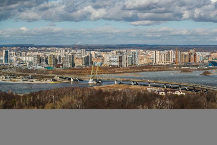 В Казани побит температурный рекорд 45-летней давности