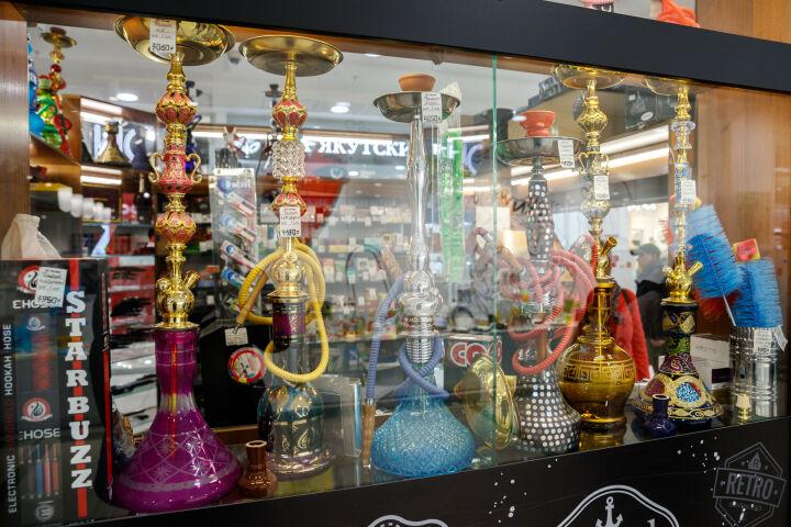 Курить кальян запретили во всех заведениях Татарстана