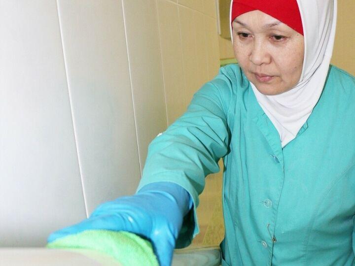В храмах и мечетях Нижнекамска усилили меры против коронавируса