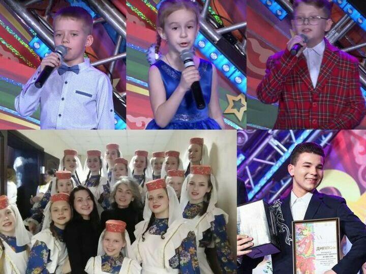 Юные артисты из Болгара успешно выступили на фестивале «Созвездие-Йолдызлык»