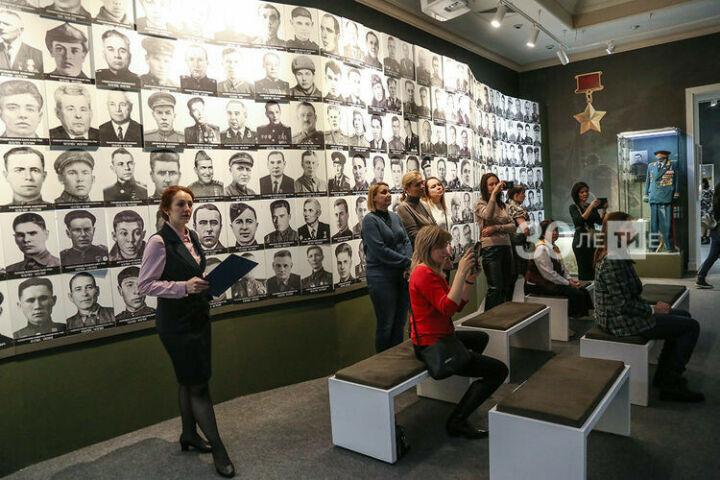 Минниханову представят новую экспозицию в музее-мемориале ВОВ к 75-летию Победы