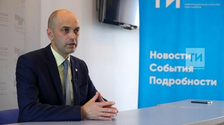 Азат Кадыров возглавил оперштаб Минспорта России по борьбе с коронавирусом