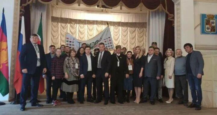 Эстафета флага 100-летия ТАССР достигла Краснодарского края