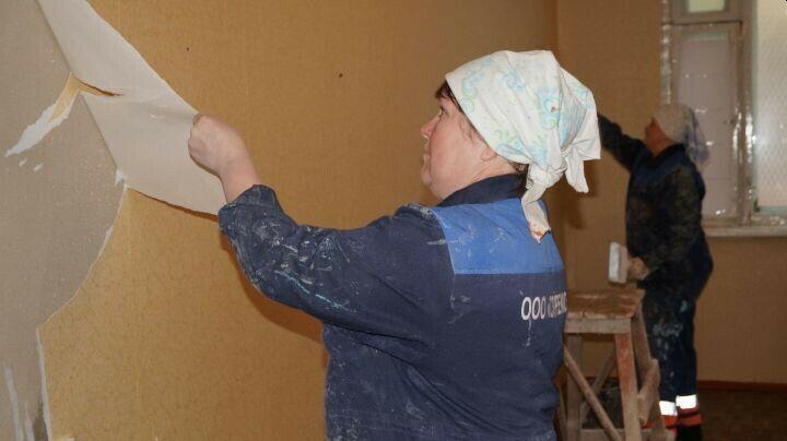 В Елабуге отремонтируют пять квартир для медработников