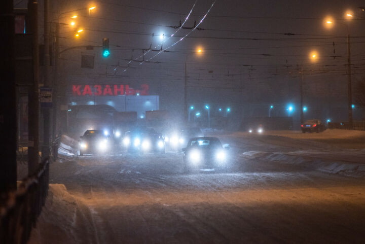 Погода в Татарстане ухудшится в середине этой недели