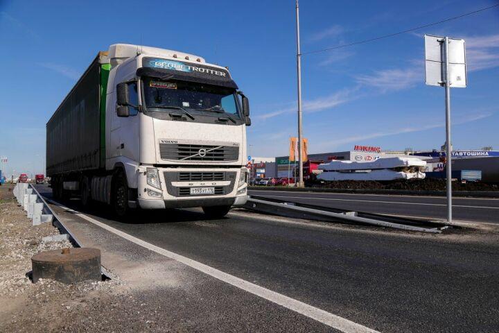 Движение большегрузов по федеральным автодорогам в РТ ограничат в жару с конца мая