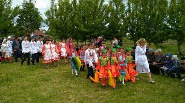 «Семык», «Марийскую восьмерку», этнофорум «PRO мари» проведут в Менделеевском районе