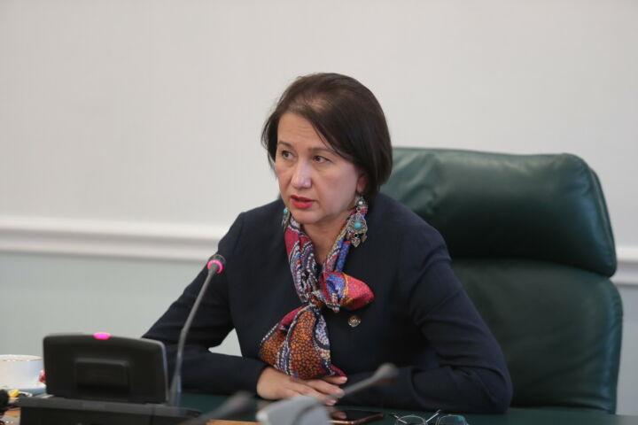 Министр культуры РТ прошла тест на коронавирус после заграничной поездки