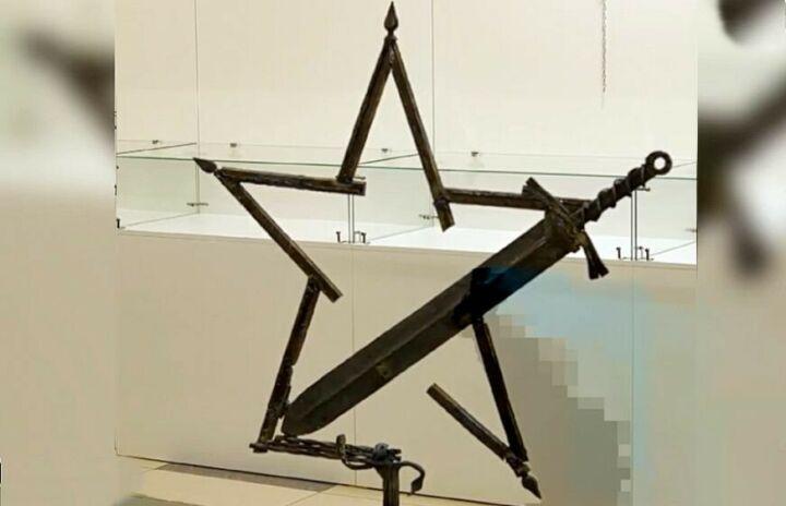 В Нижнекамске появится новый символ Победы – кованая композиция из меча и звезды