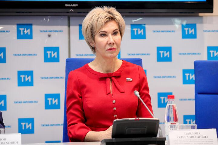 Ольга Павлова: Права ветеранов боевых действий необходимо законодательно восстановить