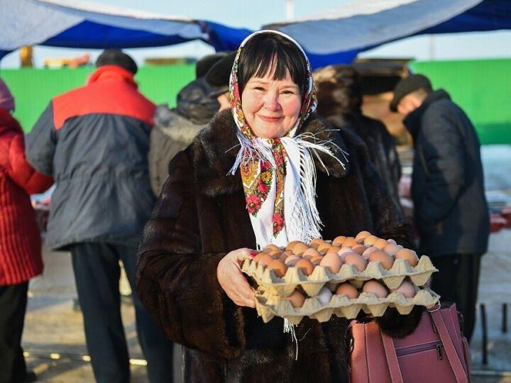 В Нижнекамске фермерские ярмарки могут продлить на апрель