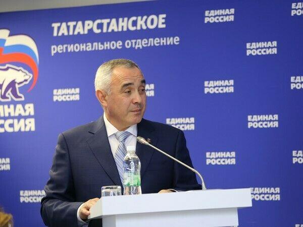 Марат Самигуллин сменил Андрея Кондратьева в руководстве отделения «Единой России»